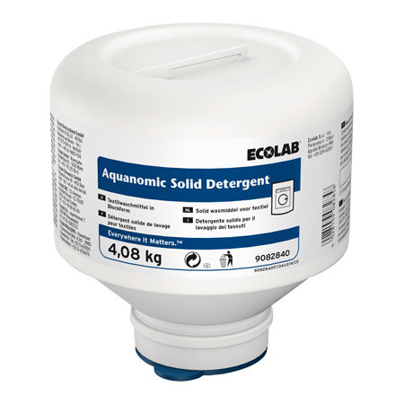 Ecolab Aquanomic Solid Detergent капсула 4,08 кг