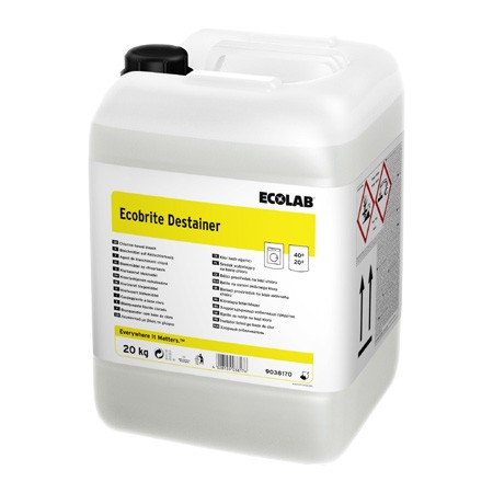 Ecolab Ecobrite Destainer канистра 20 кг